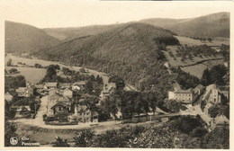 COO (Stavelot) - Panorama - N'a Pas Circulé - Edit. : Hallet-Dechanxhe, Hôtel Du Chemin De Fer à Trois-Ponts, Tél. 45 - Stavelot
