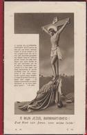 Petrus Croes Rosalie Vanden Bogaerde Klemskerke Breedene Bredene 1937 Doodsprentje Bidprentje Image Mortuaire - Images Religieuses