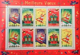 "DF40266/1682 - 1998 - FRANCE - "" MEILLEURS VOEUX "" - BLOC N°21 NEUF** - Mint/Hinged"