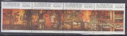 CHILI       1994      N °  1202 / 1205          COTE      9 € 00           (  Q 325 ) - Chile