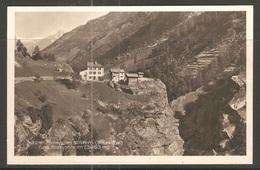 Carte P ( Huteggen & Saas-Tal ) - VS Valais