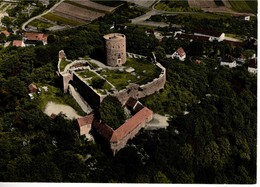 Homberg A.d.Efze / Höhenkurort  Mit Burg / Hessen - Homberg