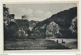 AK  Donautal Bei Kelheim 1942 - Kelheim