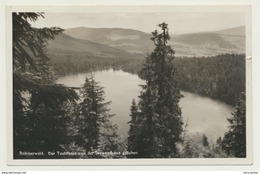 AK  Böhmerwald Teufelssee - Boehmen Und Maehren