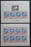 Tschechoslowakei 1983, Mi 2720 Kleinbogen Und Block MNH Postfrisch - Tchécoslovaquie