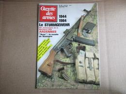 Gazette Des Armes / N° 136 Décembre 1984 - Weapons
