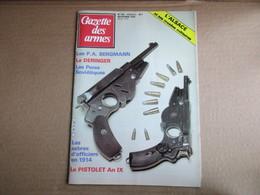 Gazette Des Armes / N° 135 Novembre1984 - Weapons