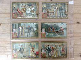 (L) Belgie, Frans, S389, Reeks Van 6, Zomernachtdroom Opera Di A.Thomas. - Liebig