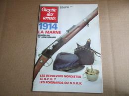 Gazette Des Armes / N° 133 Septembre 1984 - Weapons