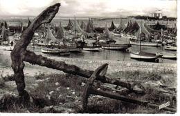 17 Ile D'Oléron Port De La Cotinière N°2236 Le Grand Repos Des Ancres Flottille De Bateaux De Pêche - Ile D'Oléron