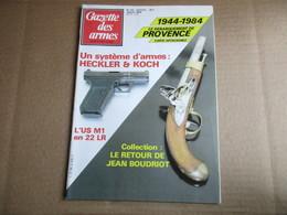 Gazette Des Armes / N° 131 Juillet 1984 - Weapons