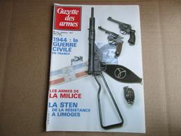 Gazette Des Armes / N° 129 Mai 1984 - Weapons