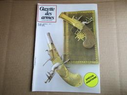 Gazette Des Armes / N° 127 Mars 1984 - Weapons