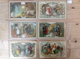 (L) Belgie, Frans, S391, Reeks Van 6, Opera Scenes . - Liebig
