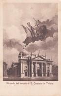 THIENE (VI) - Ricordo Del Tempio Di S. Gaetano In Thiene -  F/P - V: 1940 - Italia