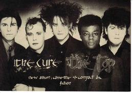 Artistes Musique Le Groupe De Rock The Cure The Top N°CC 595 Ebullitions VOIR DOS - Artisti