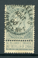 BRUXELLES AGENCE N° 1 - Marcofilia