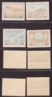 Greece, 1926 S.A.Aeroesperesso Italiana Nh Mint Set     -AM21 - Ungebraucht