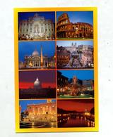 Carte Rome Multi Flamme Cite Vatican - Roma (Rome)