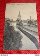 LOUVAIN - LEUVEN  -   L'Eglise Ste Gertrude Et La Dyle - Leuven