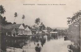 CPA:MARTINIQUE EMBOUCHURE DE LA RIVIÈRE MADAME...ÉCRITE - Martinique