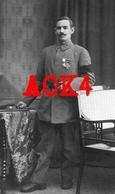 Bayern Gefreiter Ordensspange Eisernes Kreuz Militär Verdienstkreuz Feldgrau - Guerre 1914-18