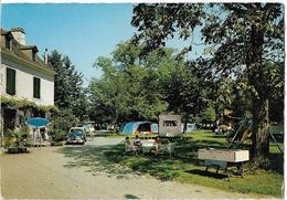 "LOURDES - Camping ""RUISSEAU BLANC"" - Voiture - Caravane - Lourdes"