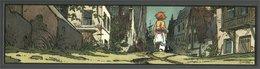Marque-page Granit Associés Régis Loisel Peter Pan (1/3) - Bladwijzers