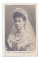 CPA Old Pc Russie Russia Queen Alexandra Feodorowna Tsarine Impératrice Royauté - Case Reali