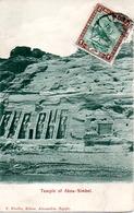 EGYPTE  TEMPLE OF ABOU SIMBEL - Temples D'Abou Simbel