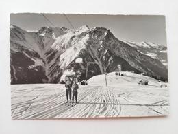 [VALAIS] - ROSSWALD Ob BRIG - Skilift - VS Valais