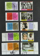 Nederland/Netherlands - Nrs. 1957 T/m 1966 (gestempeld/used) 2001 - Periodo 1980 - ... (Beatrix)