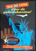 Concorde New York Carte Postale - Publicité