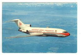CPSM Lot 2 Cartes TAP TRANSPORTES AEREOS PORTUGUESES BOEING 727 AIR PORTUGAL AIRBUS A 340 - Aerodromes