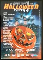 Halloween Carte Postale - Advertising