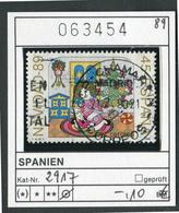 Spanien - Spain - Espana - Espagne - Michel 2917 - Oo Oblit. Used Gebruikt - 1981-90 Usados