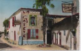 CHERAC  FACADE DE L EXPO  MOSAIQUES  RUSTIQUES  CREATION  VILLEGER CPSM - Other Municipalities