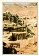 Petra : Tombeaux - Jordania