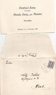 V1 - Österreich 1925 - 1 Gro Auf Brief Mit Inhalt, Gel.v. Mauthen > Wien VI - Covers & Documents