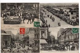 LOT 10 CPA - ROUEN - Fêtes Normandes 1909 - Rouen