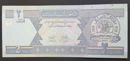 RS - Afghanistan 2 Afgani Banknote 2002 #888393 - Zambia
