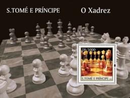 S. TOME & PRINCIPE 2004 - Chess - Sao Tomé E Principe