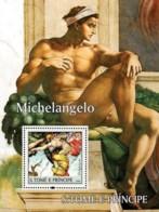 S. TOME & PRINCIPE 2004 - Michelangelo - São Tomé Und Príncipe