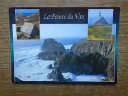 Cléden-cap-sizun , Sur Les Falaises De La Pointe Du Van , La Fontaine Et La Chapelle Saint-they - Cléden-Cap-Sizun