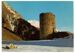 CPSM GF 05 - REALLON (Hautes Alpes) - 17. Ruines Du Château Médiéval - L'Embrunais Historique Et Pittoresque - Other Municipalities