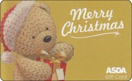 England Gift Card  Weihnachten Merry Christmas + Teddy - Weihnachten