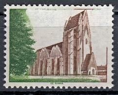 Probedruck, Test Stamp, Specimen, Prove, Grundtvigs Kirke, Slania 1968 - Proeven & Herdrukken