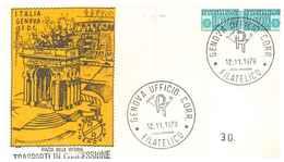 1979 - FDC  (650) - 6. 1946-.. Republic