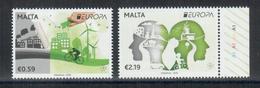 Malta / Malte 2016 Satz/set EUROPA ** - 2016