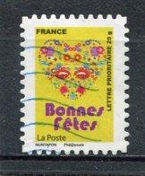 FRANCE AUTOADHESIFS N° 243   (Y&T) (Oblitéré) - KlebeBriefmarken